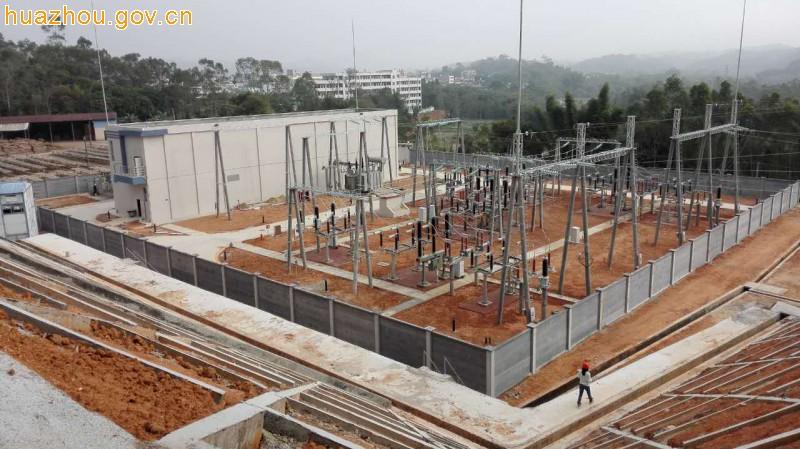 10kv出线间隔10个,10kv电容器2组